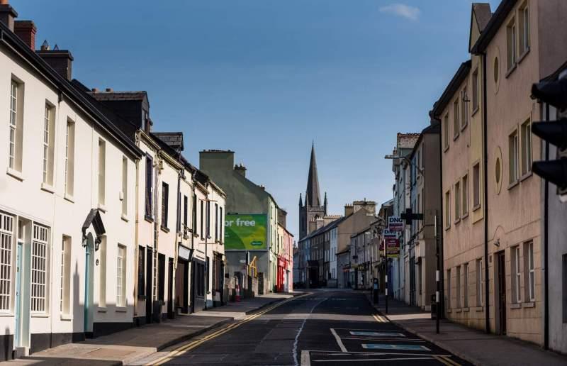 The Mall, Rathquarter, Sligo Town