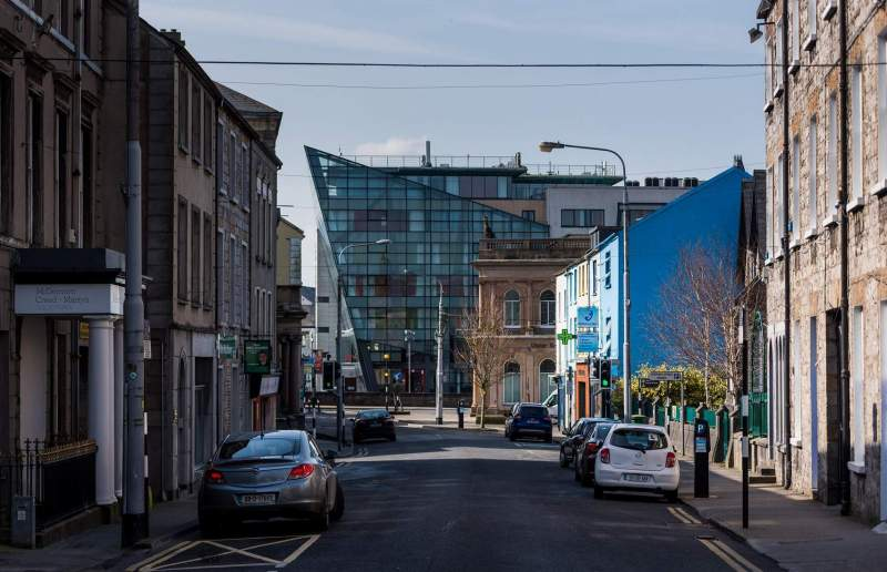 Stephen Street, Sligo Town