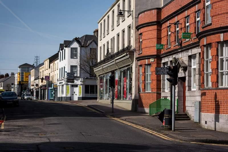 Wine Street, Sligo Town