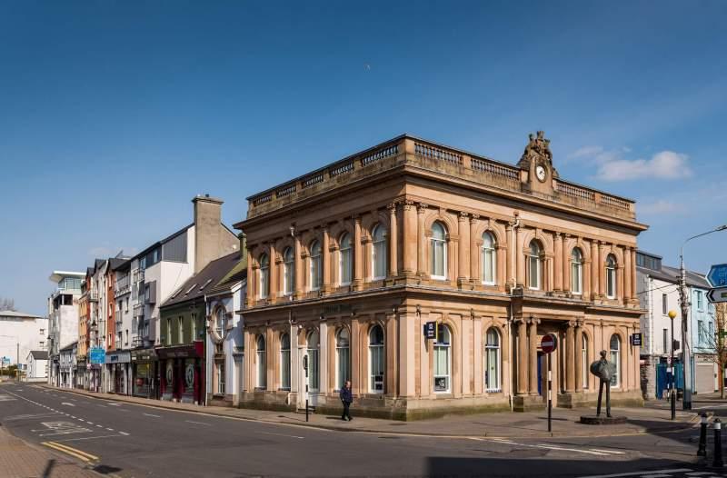 Ulster Bank, Sligo Town