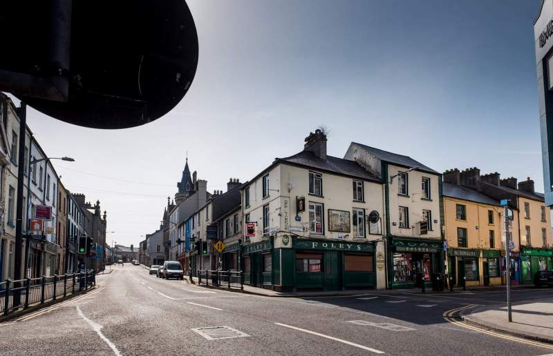 Castle Street, Abbeyquarter North, Sligo Town.