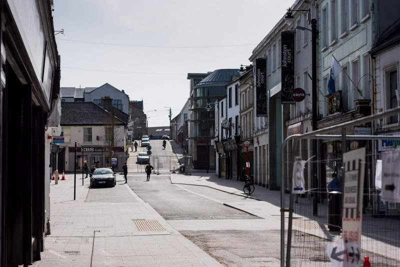 O'Connell Street Sligo