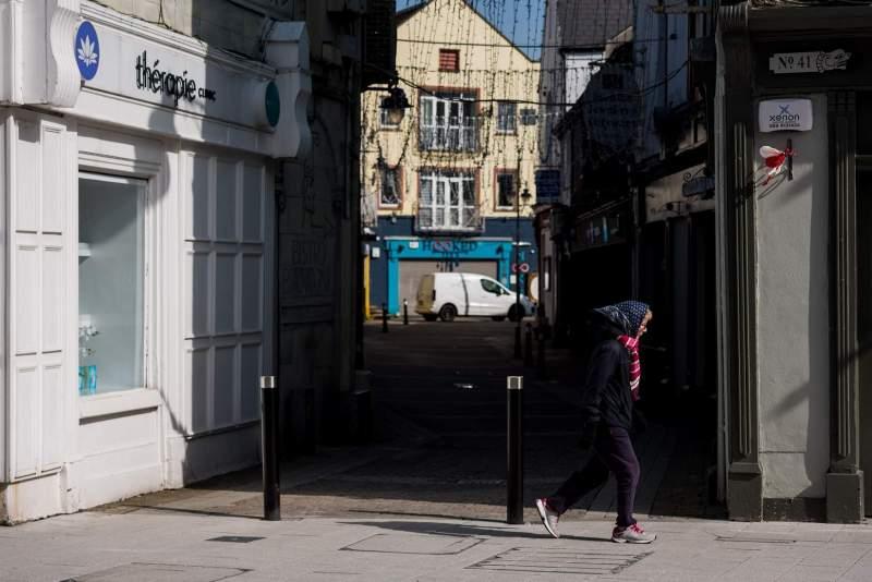 Tobergal lane, O'Connell Street Sligo