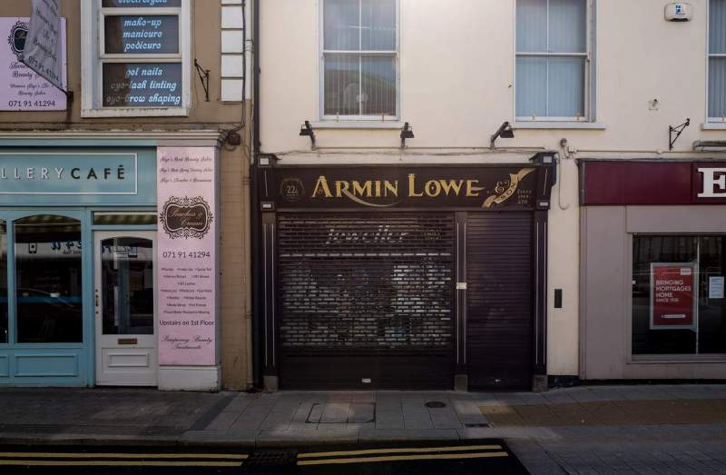 Armin Lowe, Gratton Street, Sligo Town