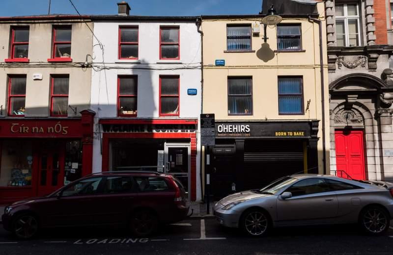 O Heirs, Gratton Street, Sligo Town