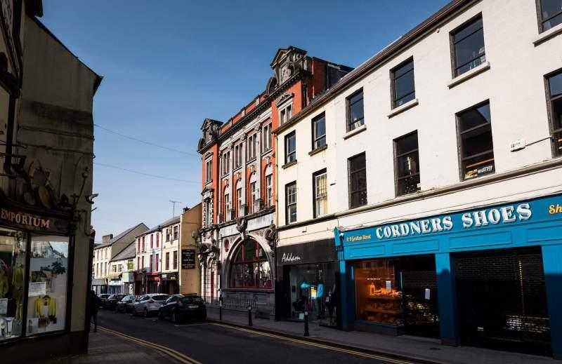 Gratton Street, Sligo Town