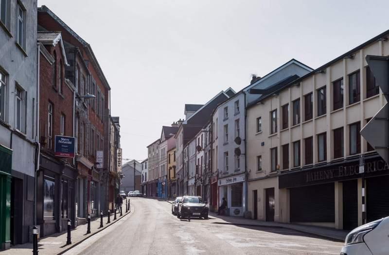 High Street, Sligo Town