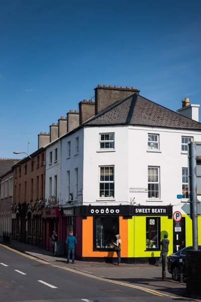 Sweet Beat, Sligo Town