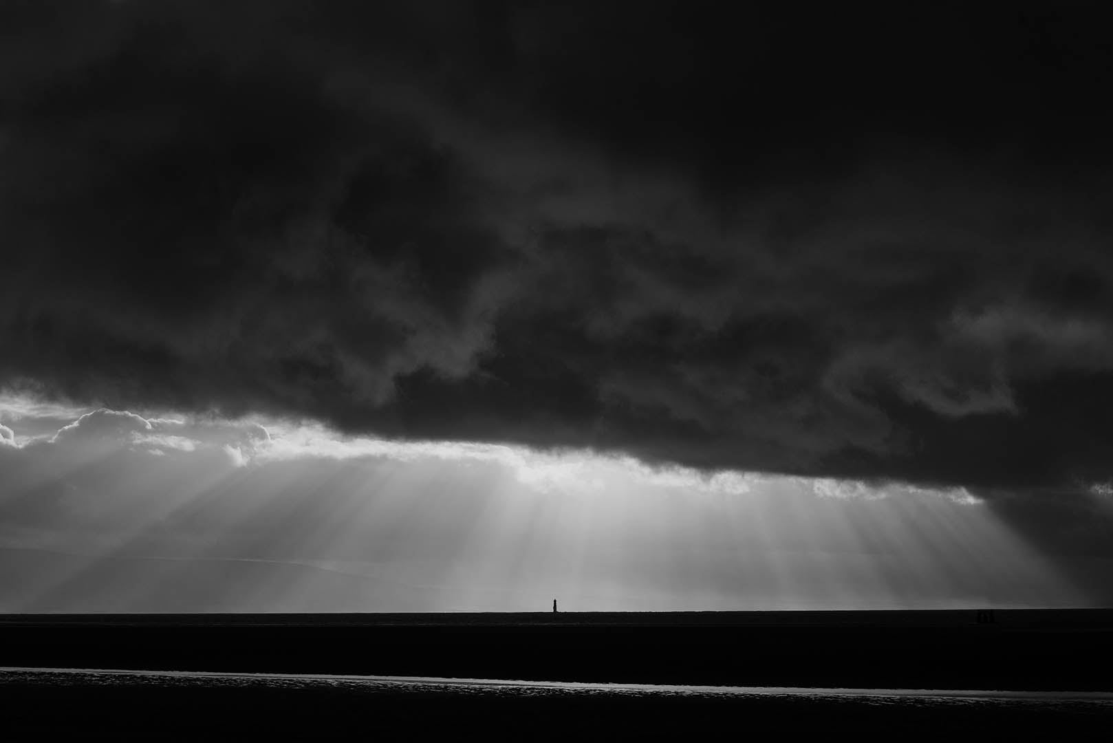 Break in the Clouds at Rosses Point, Sligo